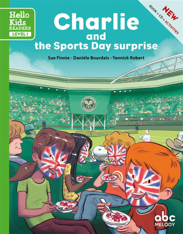 CHARLIE AND THE SPORTS DAY SUR